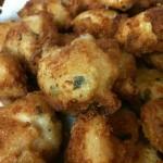 Hush Puppy Chicken Nuggets