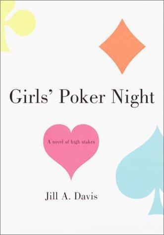 Girls Poker Night By Jill A Davis Stuff I Love Blog Shop border=