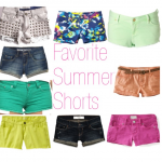Hot Shorts for Summer