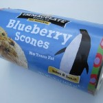 Wild Blueberry Scones from the Immaculate Baking Co.