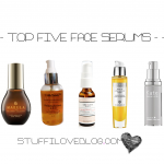 Top Five Face Serums