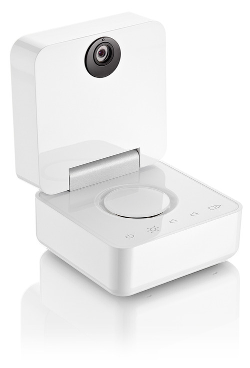withings smart baby monitor for iphone ipad ipod stuff i love blog shop. Black Bedroom Furniture Sets. Home Design Ideas