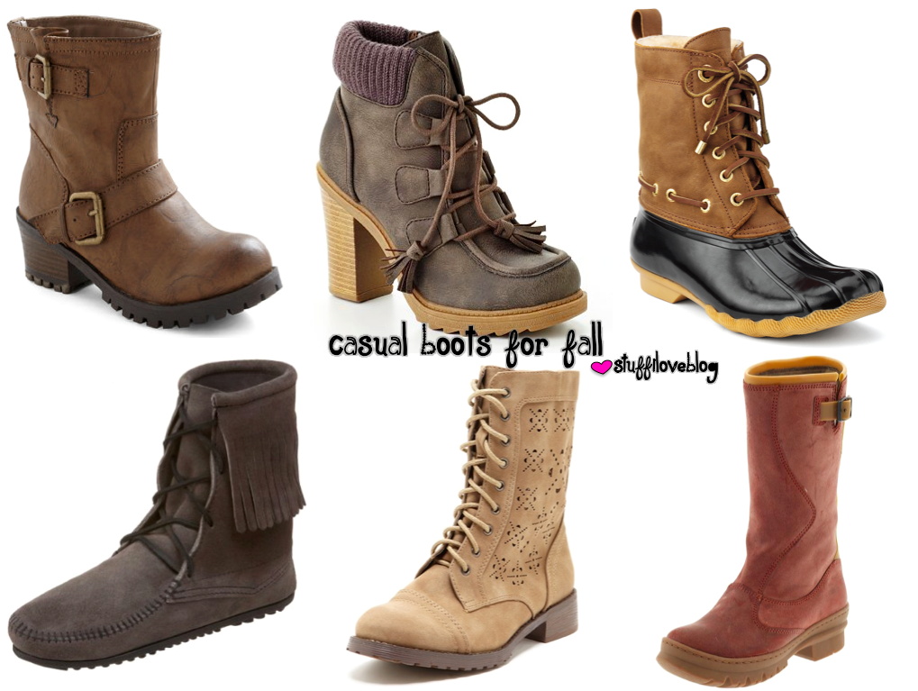 casual boots for fall stuff i shop