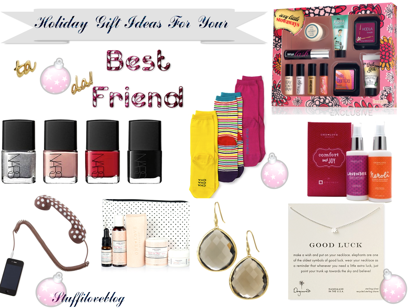 Gift ideas for your best friend stuff i love blog shop Amazing christmas gifts for your best friend