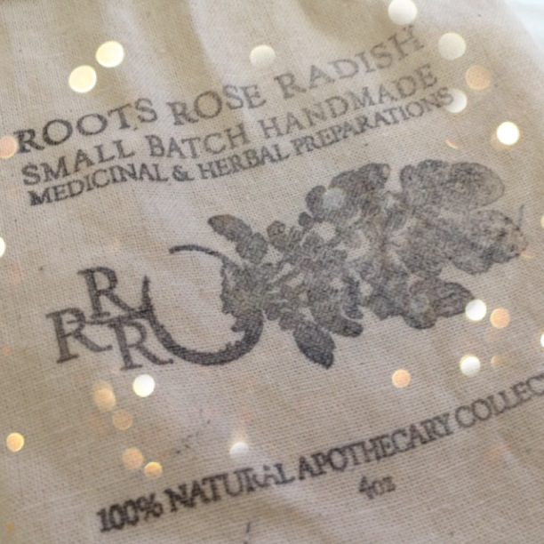 ROOTS ROSE RADISH FACE CLEANSER