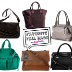 Favorite Fall Bags 2013