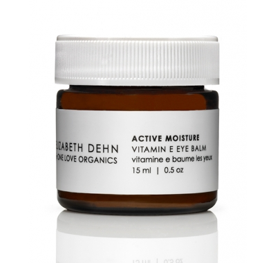 vitamin e ACTIVE MOISTURE EYE BALM from One Love Organics