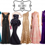 Hot Red Carpet Dresses