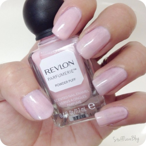 Powder Nail Polish Near Me: Revlon Parfumerie Scented Nail Polish