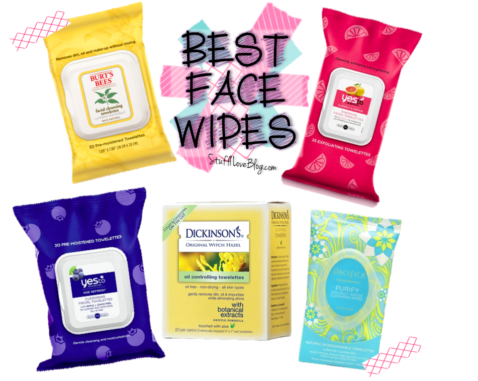 Best facial wipes