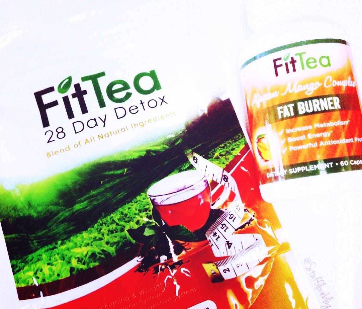 Fit Tea Fitteadetox Stuff I Love Blog Shop