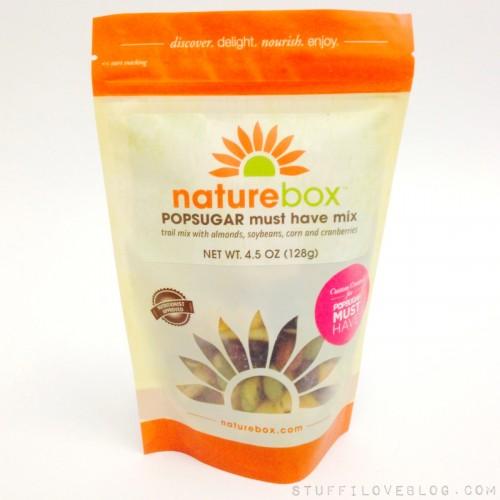 POPSUGAR Must Have Snacks by NatureBox POPSUGAR Must Have Mix