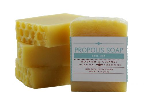 Propolis Soap from Scentsational Soaps