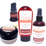 HoneyBee Naturals Skincare Collection from Scentsational Soaps
