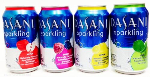 Dasani Flavored Water - Water Ionizer