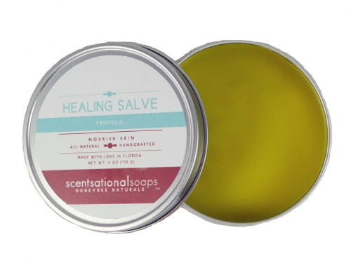 Propolis Healing Salve from Scentsational Soaps