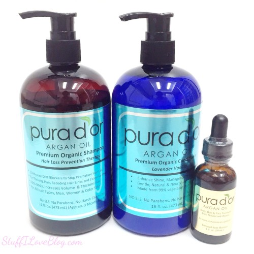 Pura D'or Hair & Body Care