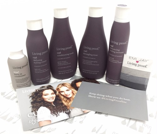 Living Proof Curl Products