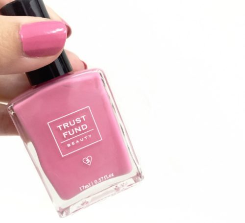 Trust Fund Beauty 10-FREE Nail Polish