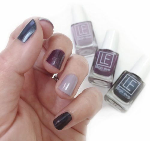Lillian Eve Non-Toxic Artisan Nail Polishes